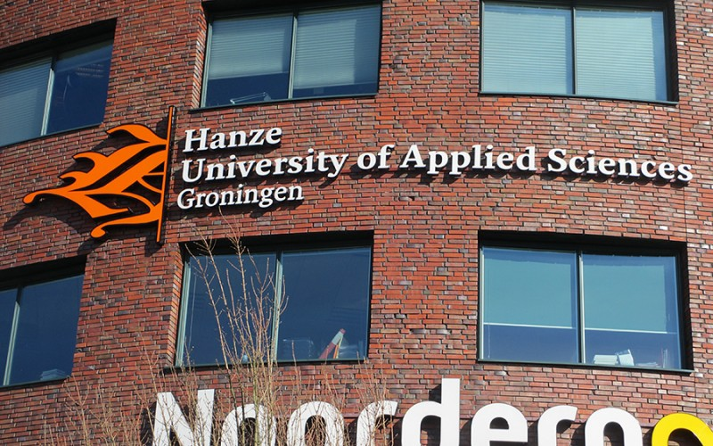 Hanze University en Noorderpoort College