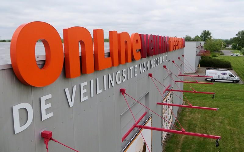 Onlineveilingmeester