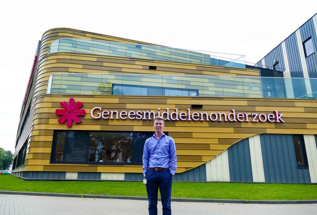 Martin Hommes, PRA Healthsciences, Matthijssen ten Have Lichtreclame